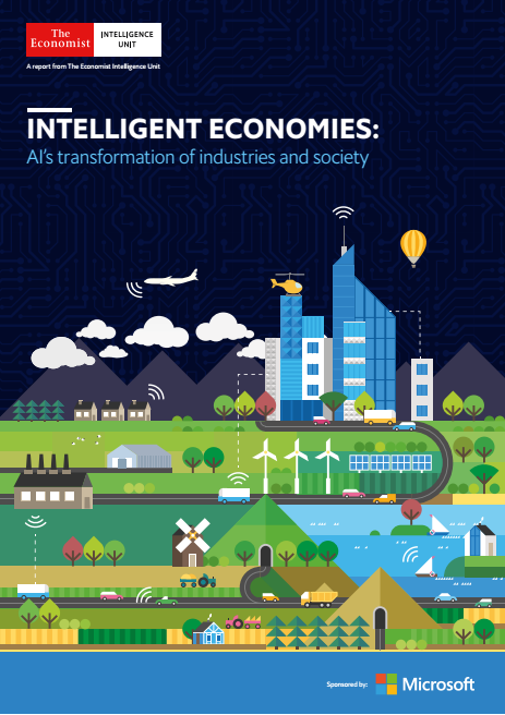 AI's transformation of industries and society ECONOMIST